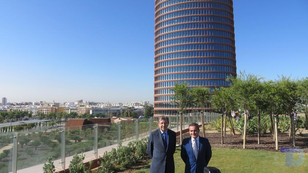 Así Es El Nuevo Centro Comercial Torre Sevilla